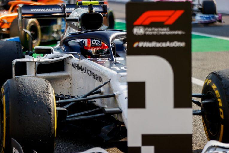 F1 | ホンダ田辺TD「アルファタウリとの初優勝を記念戦で祝えて嬉しい」フェルスタッペンのPU問題の原因究明も誓う【F1第8戦】