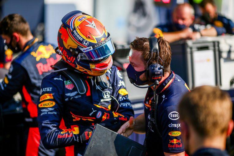 F1 | アルボン15位「序盤のダメージとペナルティでチャンスがなくなった」レッドブル・ホンダ【F1第8戦決勝】