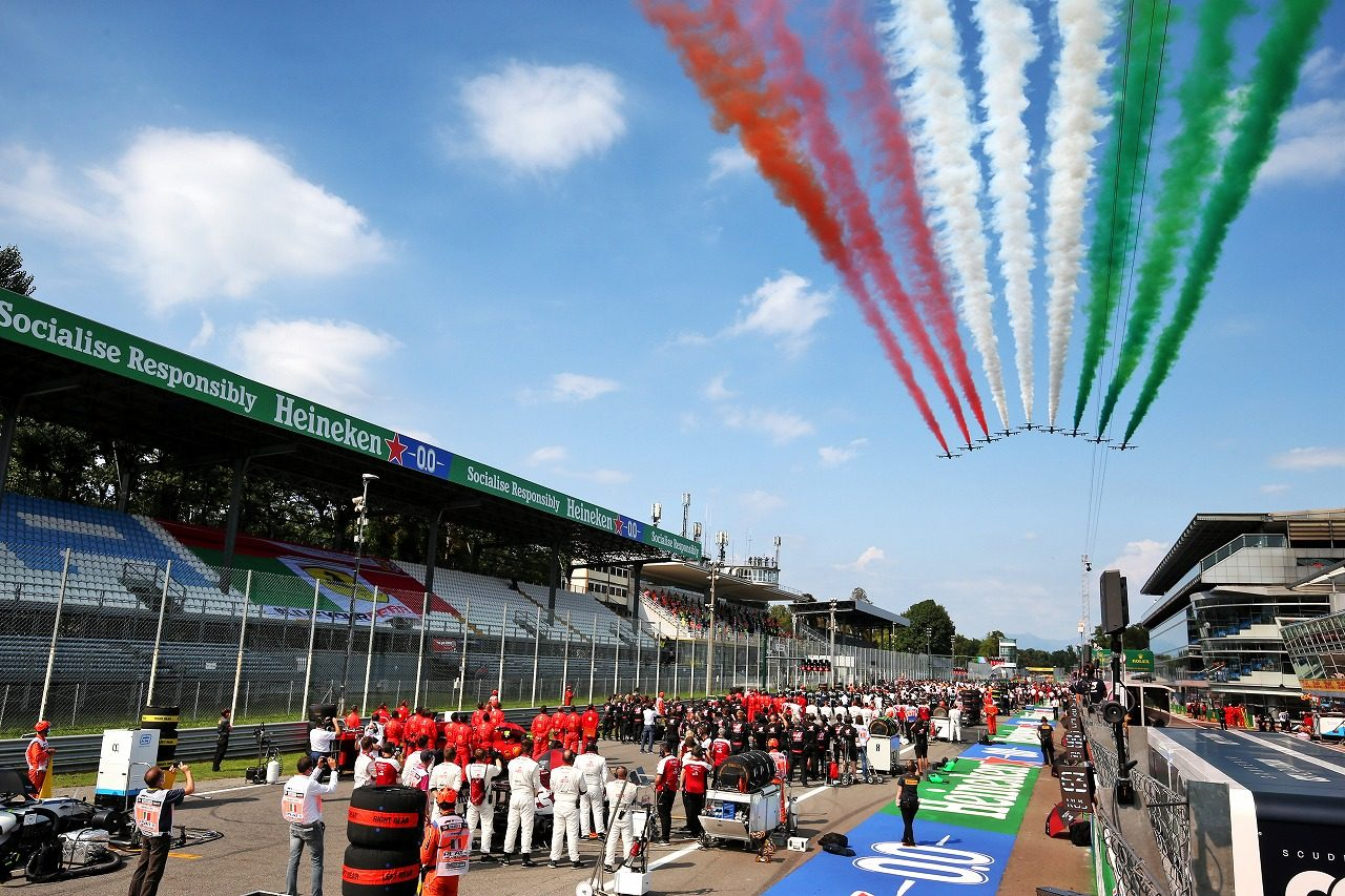 Photo of 【SNS特集】F1イタリアGP:セナとの28年前の勝利を振り返るホンダ。ガスリーの快挙にグロージャン大興奮 | F1 | autosport | オートスポーツweb