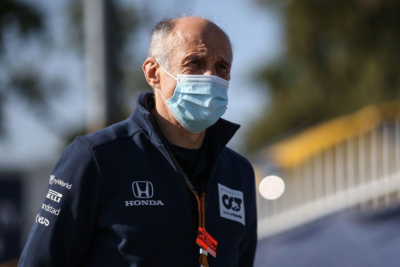 2020年F1第8戦イタリアGP フランツ・トスト代表(アルファタウリ・ホンダ)
