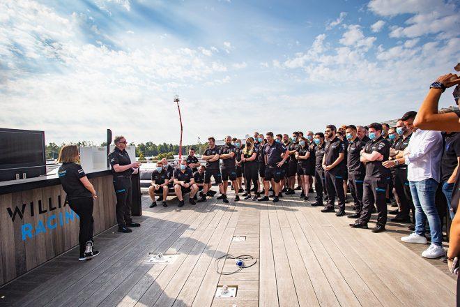 2020年F1第8戦イタリアGP ウイリアムズ・レーシング