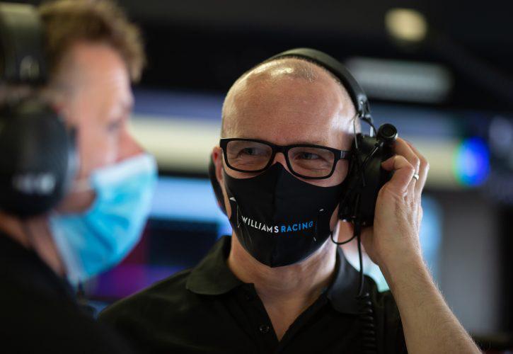 F1 | ウイリアムズF1、マネージングディレクターのサイモン・ロバーツを臨時チーム代表に起用