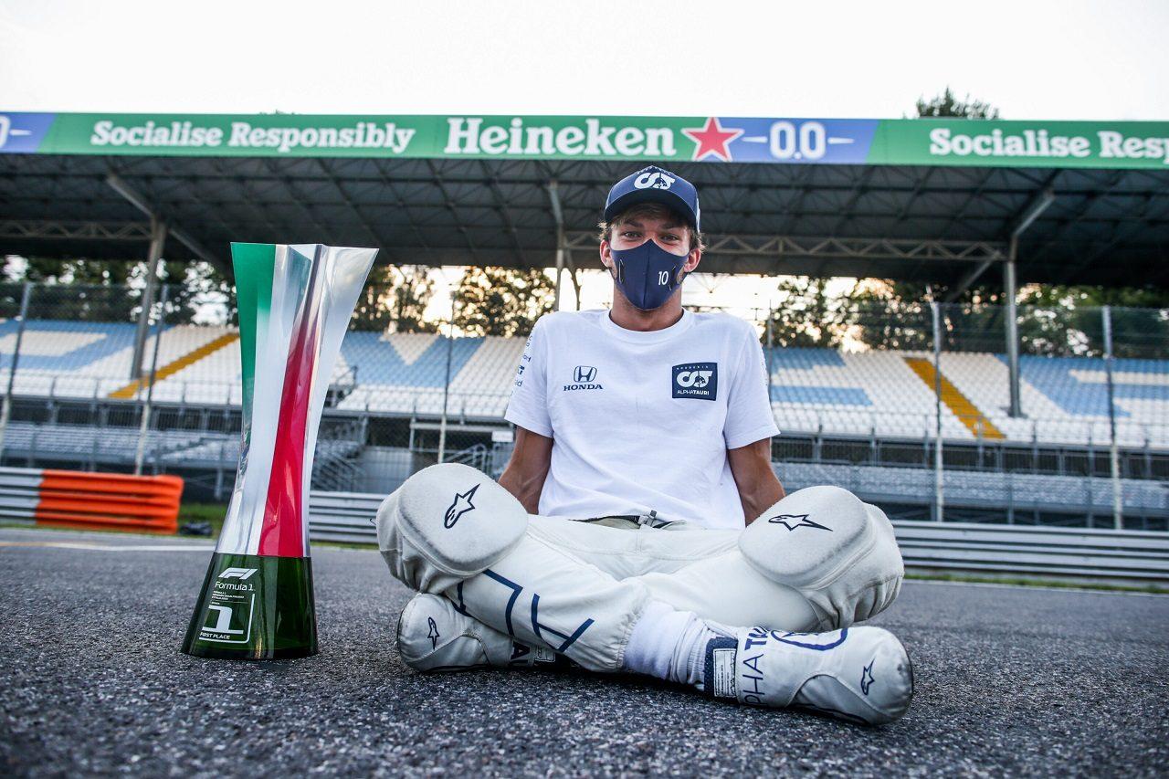 Photo of F1初優勝のガスリー「再びレッドブルで走る準備はできている」降格後の好成績が報われることを望む   F1   autosport web   オートスポーツweb