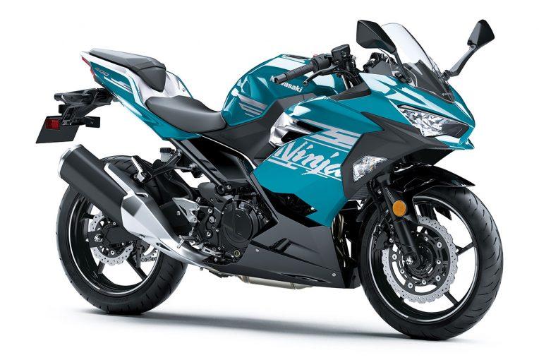 MotoGP | カワサキ『ニンジャ400』に新色登場。2021年モデルは3色展開で10月1日から発売