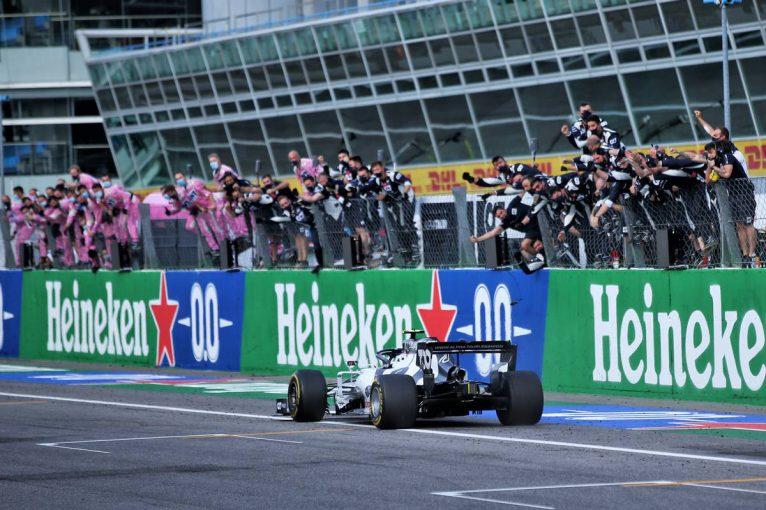F1 | ロス・ブラウン、予想外の結果に終わったF1イタリアGPを高評価。リバースグリッド導入を再検討か