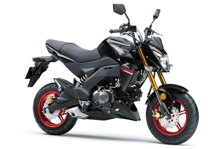 MotoGP | カワサキ、2021年モデル『Z125 PRO』のカラーリングとグラフィックを変更して10月1日から発売