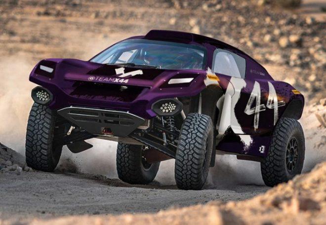 ルイス・ハミルトンが電動SUVシリーズ『エクストリームE』に自身のチームをエントリー