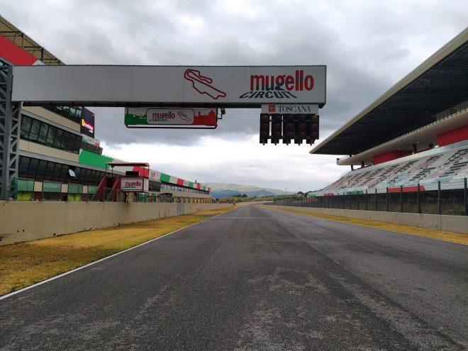 2020年F1第9戦トスカーナGPの舞台ムジェロ・サーキット