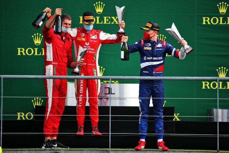 F1 | シューマッハーら育成ドライバーのF1昇格について語るフェラーリ代表「判断基準は成績だけではない」