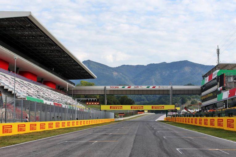 F1   ライコネンと接触のペレスは1グリッド降格/2020年F1第9戦トスカーナGPグリッド