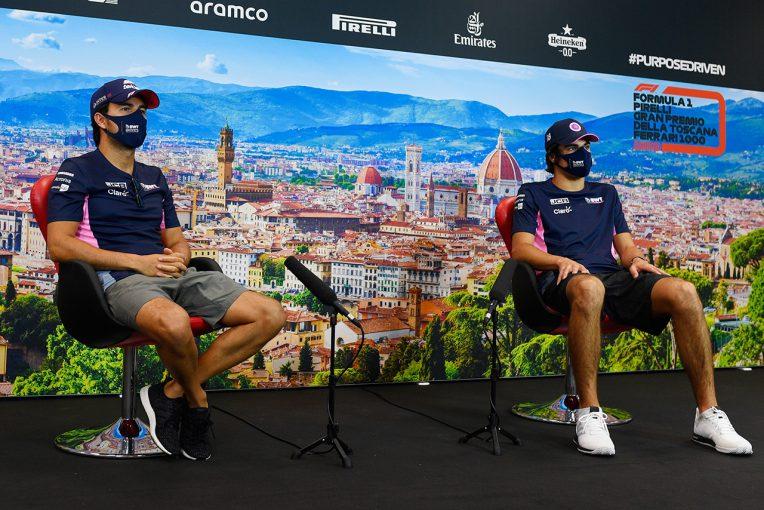 F1   F1トスカーナGP木曜会見(2):7年を過ごしたチームとの別れ。最大の思い出は「このチームを救ったこと」とペレス