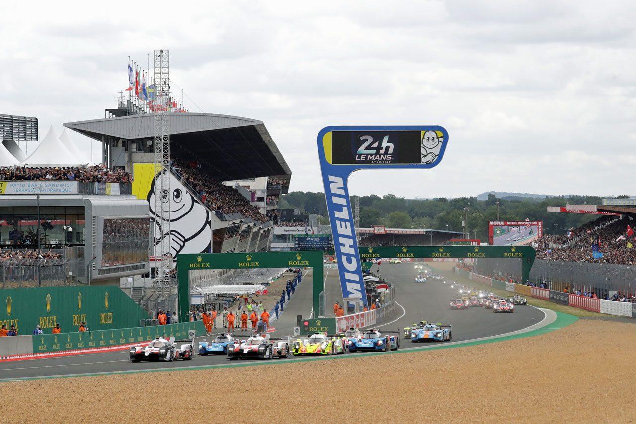 WEC:トヨタ、TS050ハイブリッドで挑む最後のル・マンで3連覇を目指す