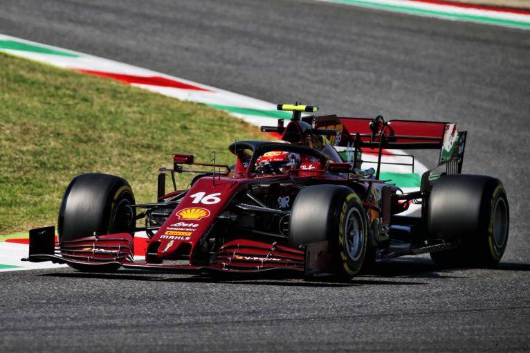 F1 | 【タイム結果】F1第9戦トスカーナGPフリー走行1回目