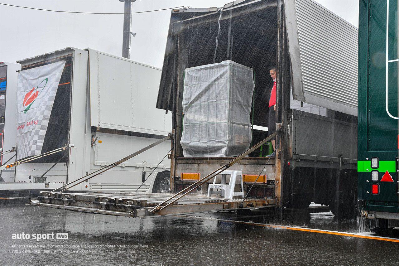 スーパーGT第4戦『FUJIMAKI GROUP MOTEGI GT 300km RACE』9月11日の様子