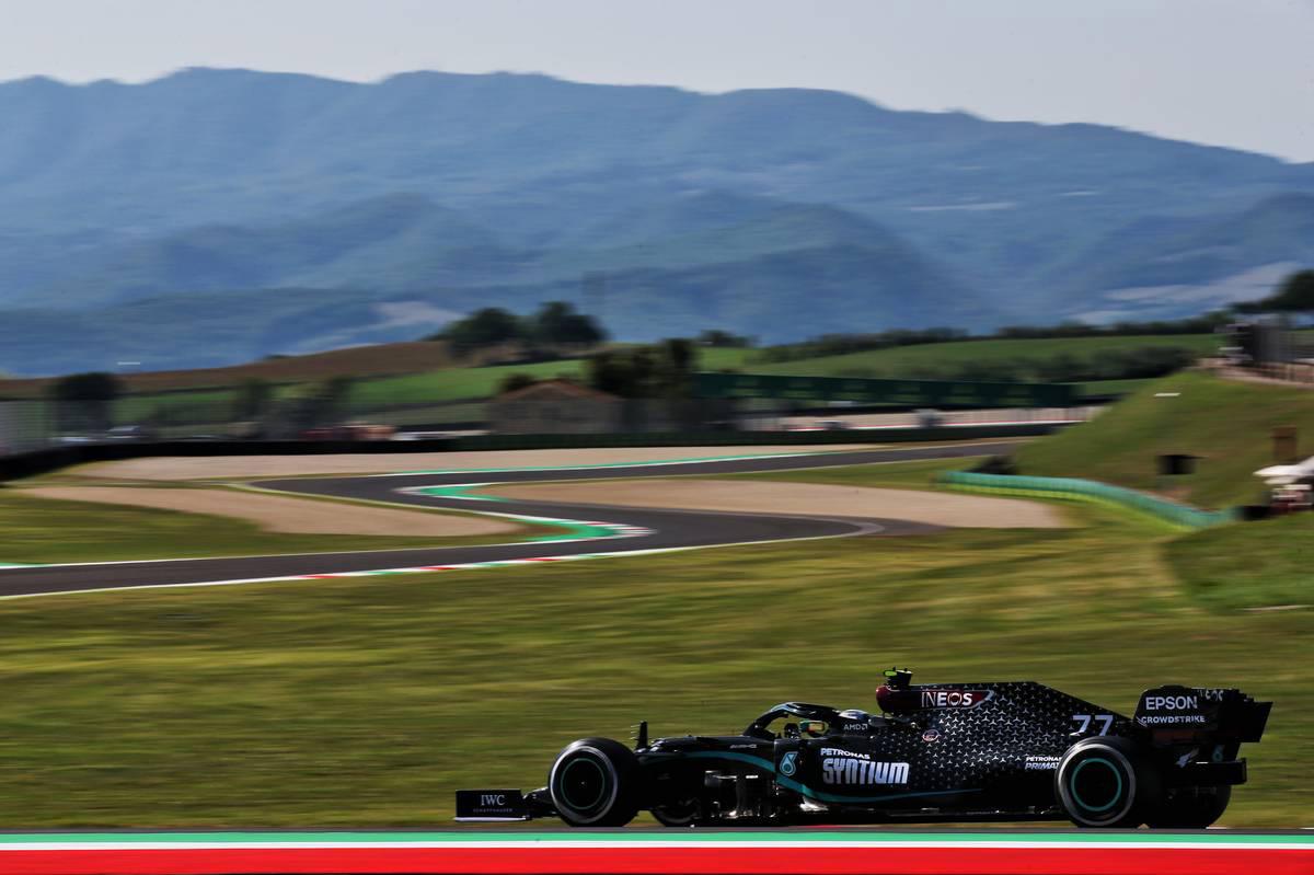 Photo of F1トスカーナGP FP1:初開催のムジェロでボッタスが首位。ホンダPU勢4台がトップ10に   F1   autosport web   オートスポーツweb