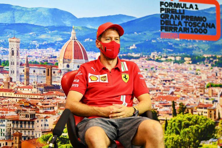 F1 | F1トスカーナGP木曜会見(3):「やりがいを感じたから、この決断を下した」引退も頭をよぎったベッテル