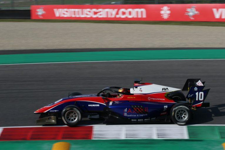 海外レース他 | 【順位結果】FIA-F3第9戦イタリア予選
