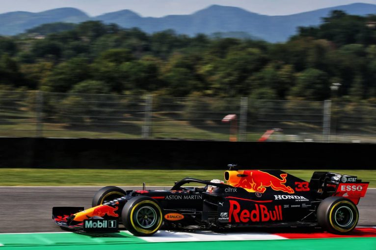 F1 | 【タイム結果】F1第9戦トスカーナGPフリー走行2回目