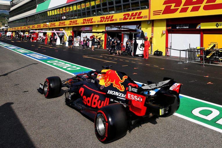 F1 | ホンダ4台が初開催地で順調な初日「様々なセッティングでデータ収集。さらに大きな改善を期待」と田辺TD【F1第9戦】