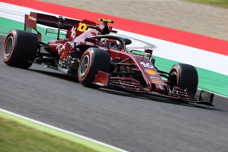 F1 | フェラーリF1、ロシアGPに小規模アップデートを導入。2021年を視野に入れプロジェクト見直しが進行中
