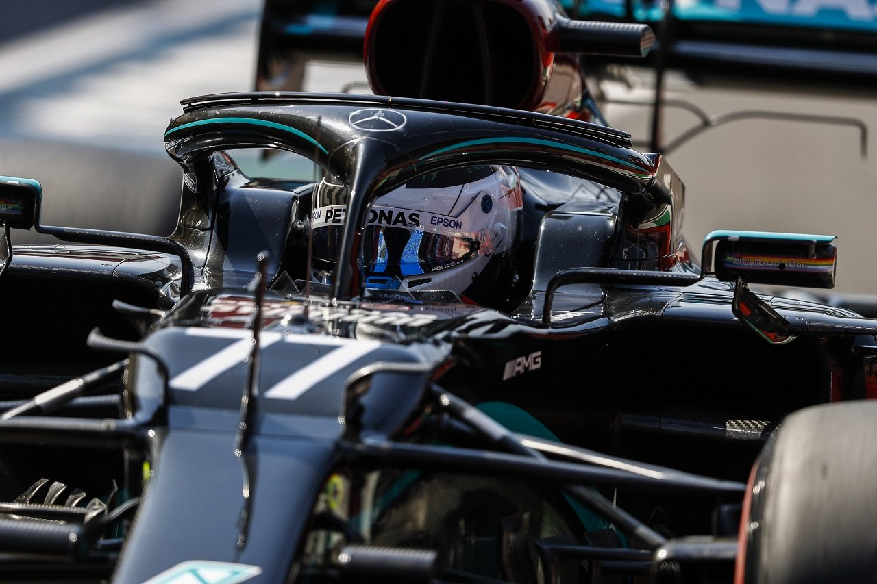 2020年F1第9戦トスカーナGP バルテリ・ボッタス(メルセデス)