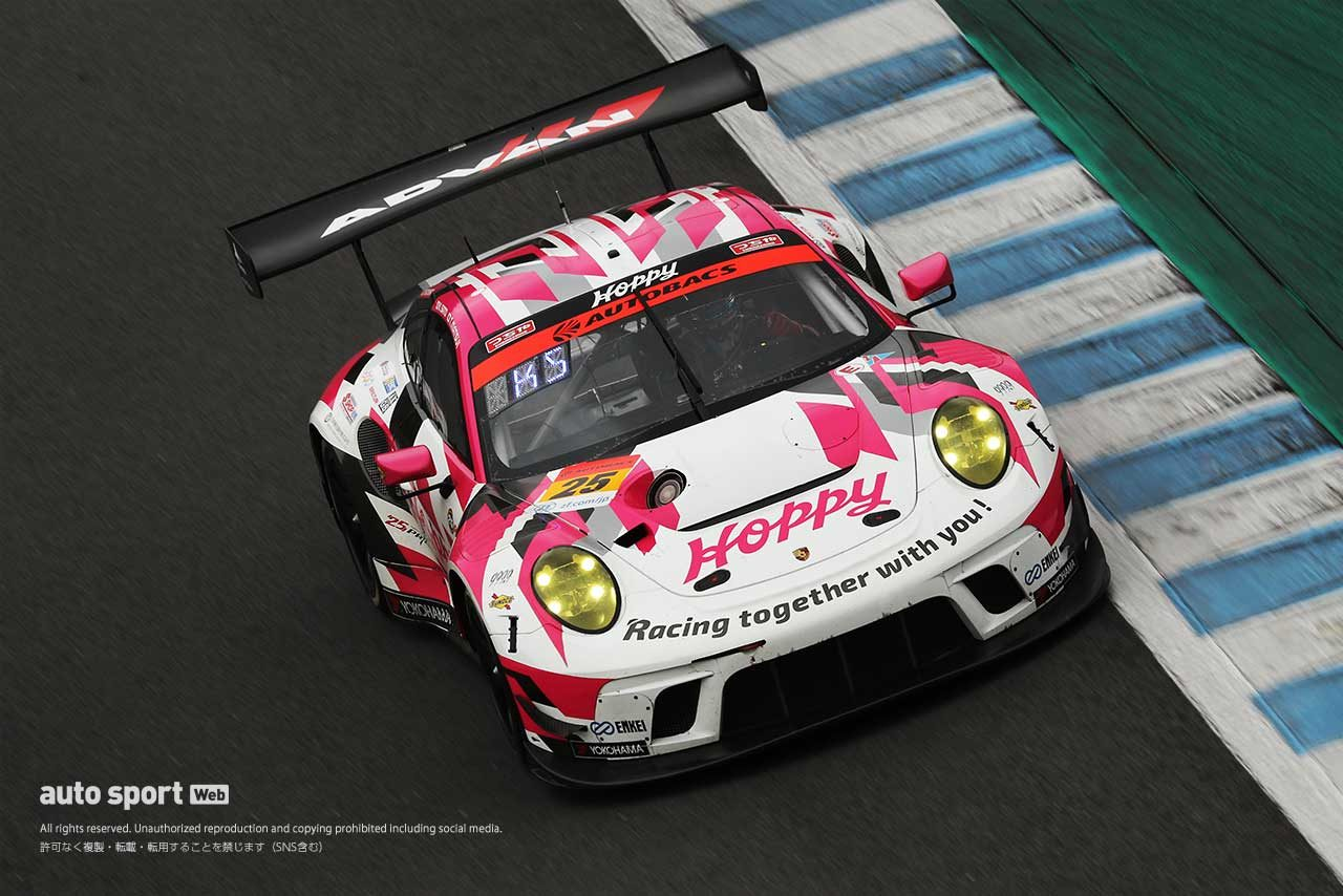 RUNUP RIVAUX GT-Rがトップタイムの奪い合いを制して初ポールポジションを獲得【スーパーGT第4戦GT300クラス予選】