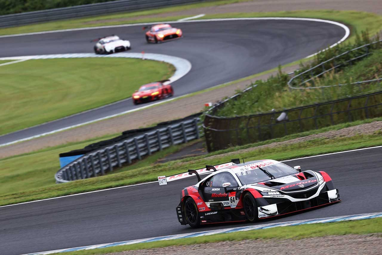 Modulo Nakajima Racing 2020スーパーGT第4戦もてぎ 予選レポート