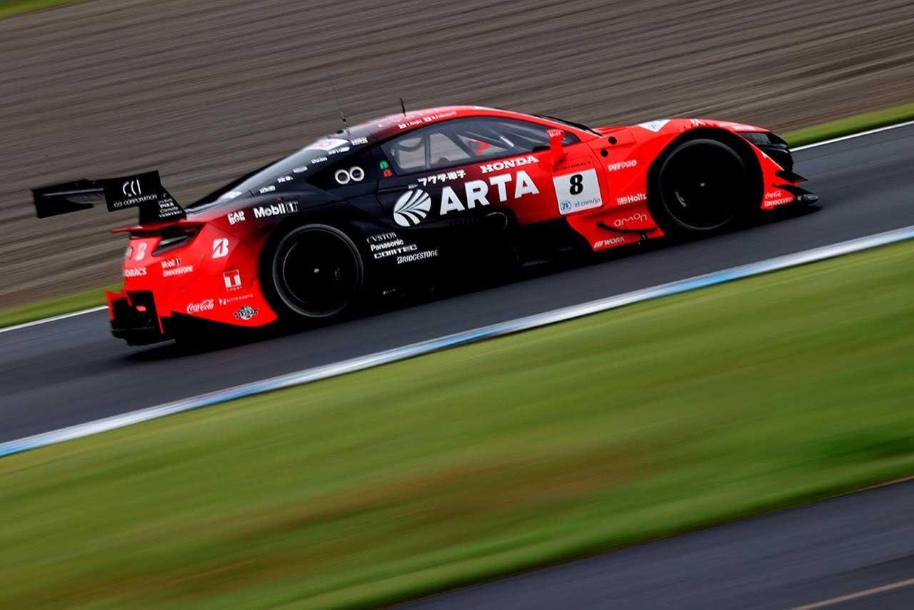 ARTA NSX-GT 2020スーパーGT第4戦もてぎ 予選レポート
