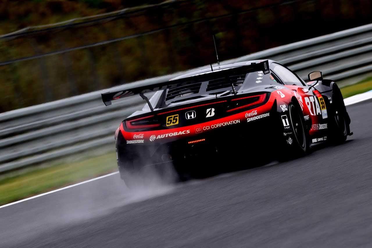 ARTA NSX GT3 2020スーパーGT第4戦もてぎ 予選レポート