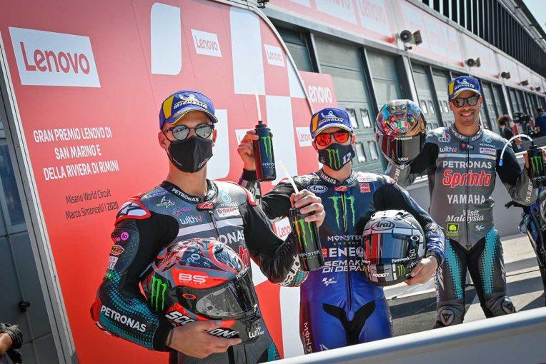 MotoGP | ポールシッターのビニャーレス、決勝レースは「結果は気にせずに楽しみたい」/MotoGP第7戦予選トップ3コメント