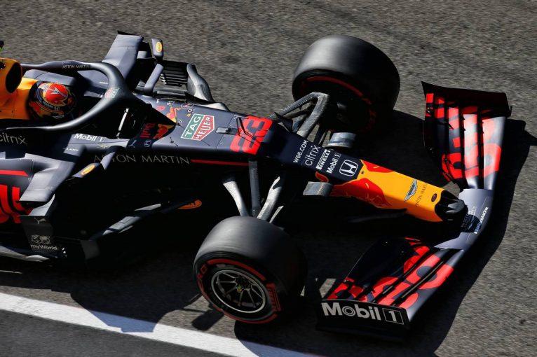 """F1   レッドブル・ホンダ分析:""""微調整""""で自信を深めたアルボンは自己ベスト4番手。スムーズなフリー走行がカギ"""