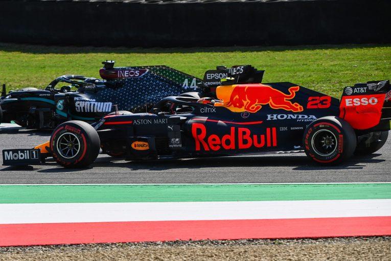 F1 | レッドブル代表「メルセデスとは僅差。ふたりとも2列目からいいレースを見せるはず」【F1第9戦予選】
