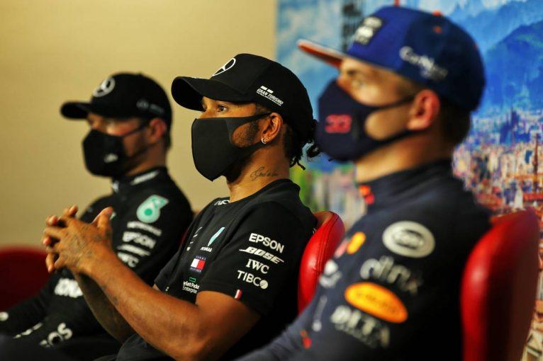 F1 | 【気になる一言】予選Q2でソフトタイヤを選択したトップ3「リスクを犯したくなかった」とハミルトン