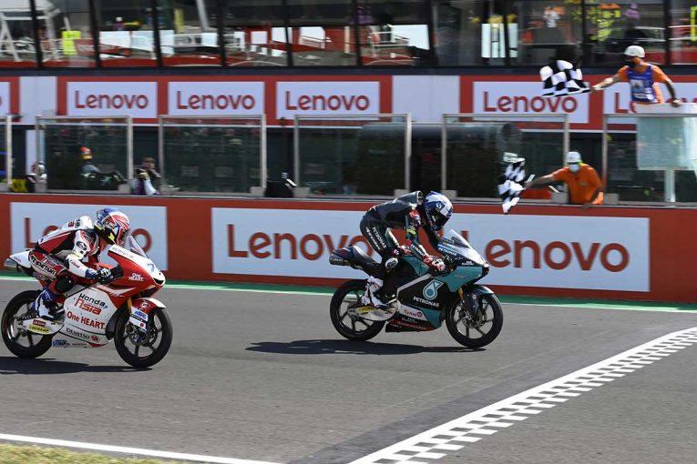 MotoGP | 小椋藍と鈴木竜生がダブル表彰台【順位結果】2020MotoGP第7戦サンマリノGP Moto3決勝