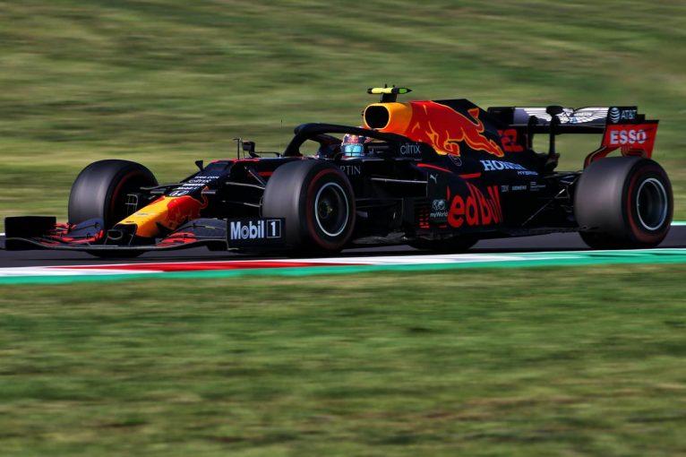 F1   レッドブル・ホンダのアルボンが初表彰台を獲得【順位結果】2020年F1第9戦トスカーナGP決勝レース