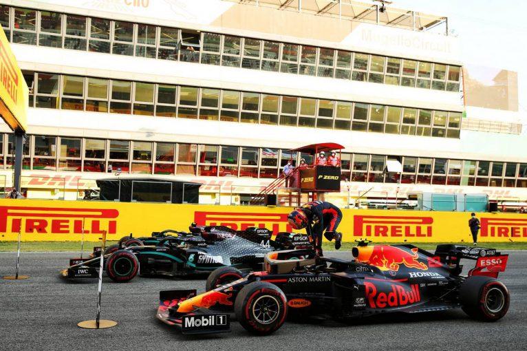 F1   【動画】F1第9戦トスカーナGP決勝ハイライト
