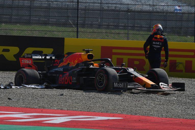 F1 | フェルスタッペン、トラブル連発に失望「いいレースができたはずなのに、またリタイア」レッドブル・ホンダ【F1第9戦】