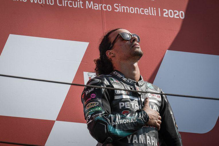 MotoGP | ホームレースで初優勝を掴んだモルビデリ「魔法のような一週間だった」/MotoGP第7戦レビュー