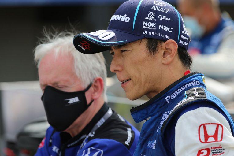 海外レース他 | ラップリードもいい流れを掴めず18位に終わった佐藤琢磨「トライしたことがうまくいかず悔しい」