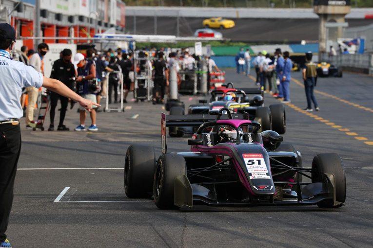 国内レース他   スーパーフォーミュラ・ライツ:B-MAX Racing Team、岡山戦に片山義章と影山正美を起用