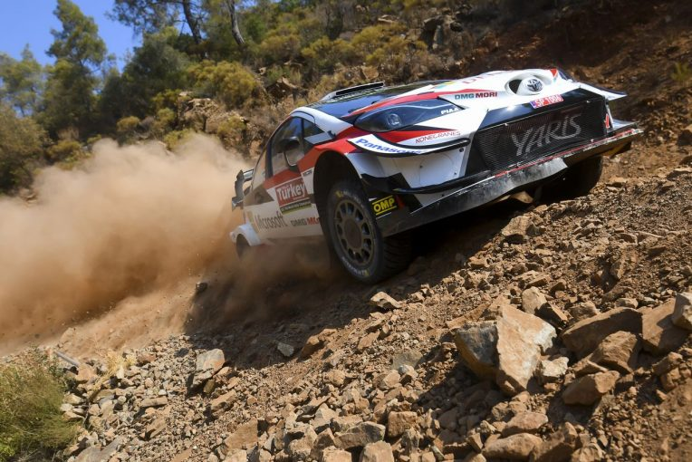 ラリー/WRC | WRC:トヨタ、荒れた路面のトルコで2年ぶりの勝利を。トミ・マキネン「良い戦いをする自信がある」