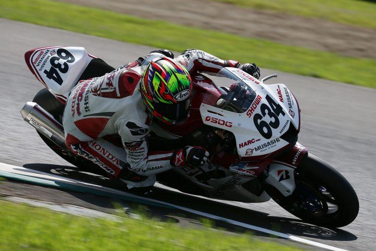 MotoGP   全日本ロード:HRCの開発も担当する水野涼に聞くホンダ新型CBR1000RR-Rの強さ/新型マシンフォーカス
