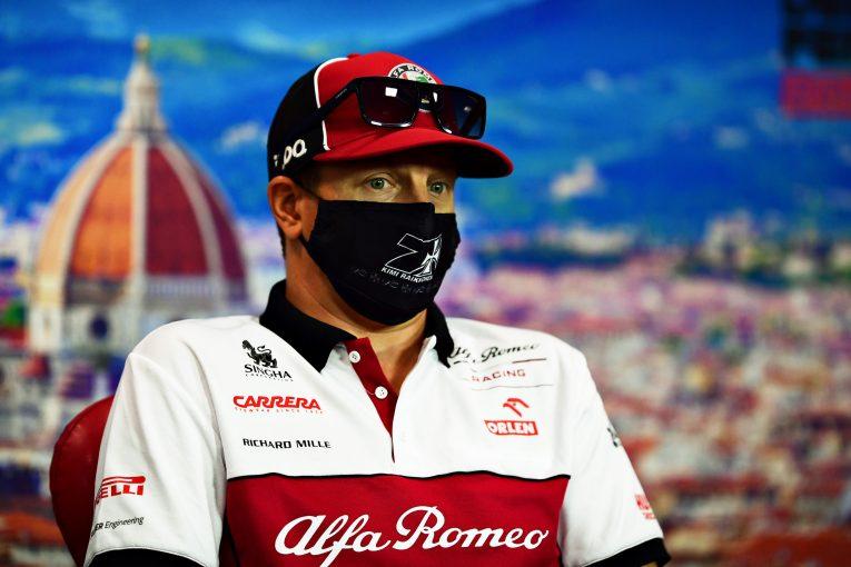 F1 | ライコネン9位で今季初入賞「完璧には程遠いが貴重な2ポイントを獲得できた」アルファロメオ【F1第9戦】