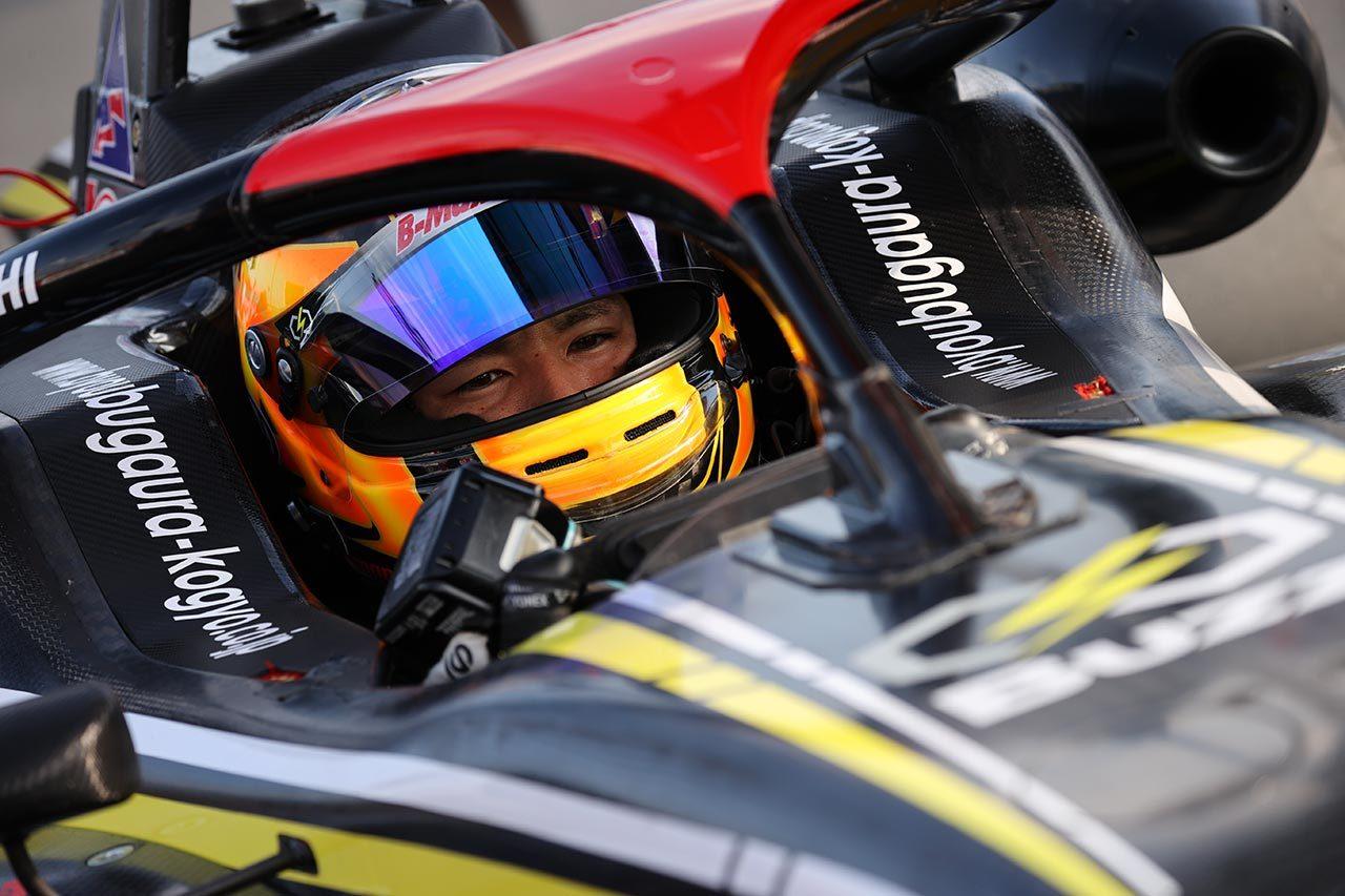 スーパーフォーミュラ:Buzz Racing with B-Max、第2戦岡山で高星明誠を起用へ