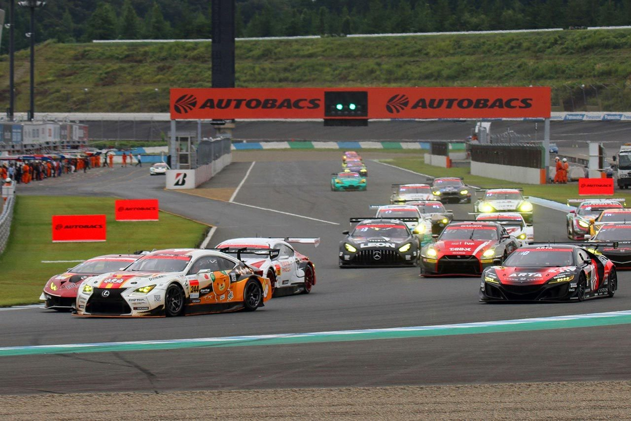 Max Racing 2020スーパーGT第4戦もてぎ レースレポート