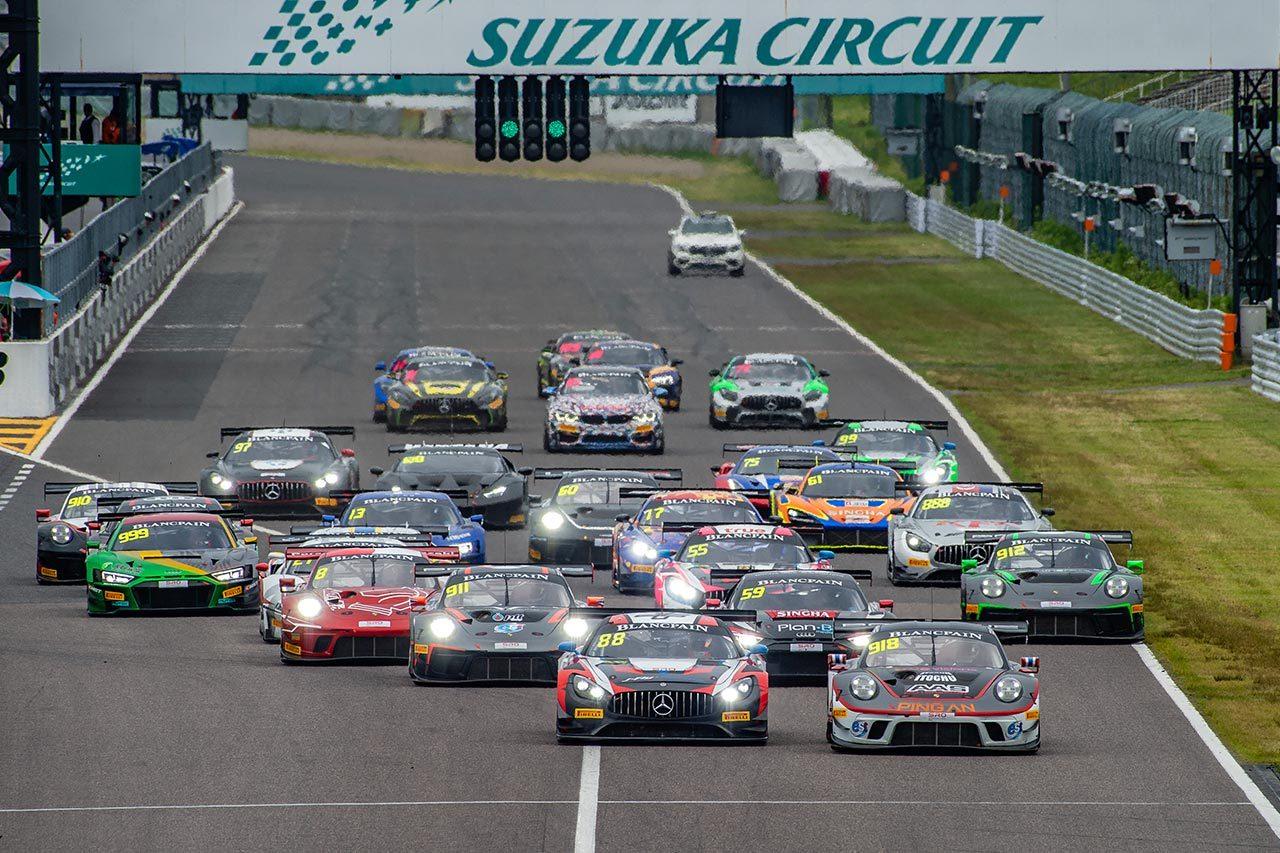 GTワールドチャレンジ・アジア、2020年はシリーズを開催せず。2021年の開催に注力