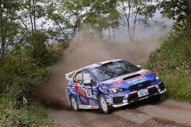 ラリー/WRC | 全日本ラリー:新井大輝が親子対決を制し今季初優勝。第9戦北海道のウイナーに
