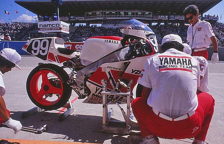 ヤマハOBキタさんの鈴鹿8耐追想録 1987年