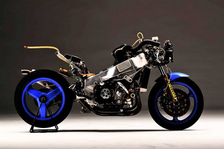 MotoGP   ヤマハOBキタさんの鈴鹿8耐追想録 1987年(前編):試作機の剛性測定に悪戦苦闘
