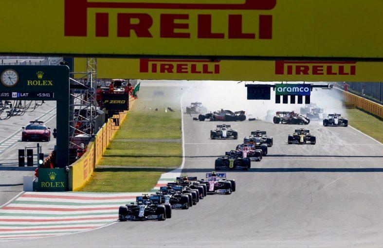 F1 | 「レースを盛り上げるためのF1ルールが多重クラッシュを引き起こした」との批判にFIAレースディレクターが不快感